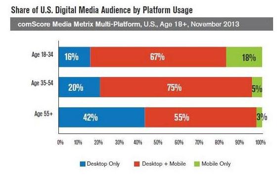Digital Media Demographics